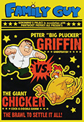 Family Guy Peter Griffin vs. The Giant Chicken DVD