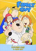 Family Guy Volume 1 DVD