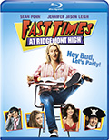 Fast Times at Ridgemont High Bluray