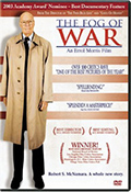Fog of War DVD