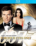 For Your Eyes Only Bluray