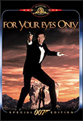 For Your Eyes Only Special Edition DVD