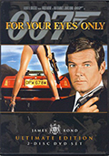 For Your Eyes Only Ultimate Edition DVD