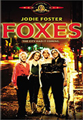 Foxes DVD