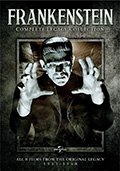 Frankenstein The Complete Legacy Collection DVD
