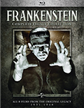 Frankenstein The Complete Legacy Collection Bluray