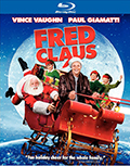 Fred Claus Bluray