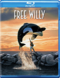 Free Willy Bluray