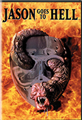Jason Goes to Hell: The Final Friday DVD