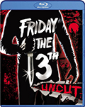 Friday the 13th Bluray