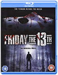 Friday the 13th UK Region B Bluray
