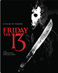 Friday the 13th Killer Extras DVD