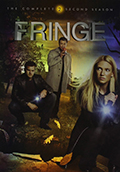 Fringe: Season 2 DVD