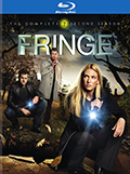 Fringe: Season 2 Bluray