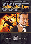 From Russia With Love Re-release DVD