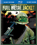Full Metal Jacket 25th Anniversary Edition Bluray