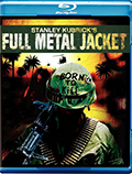 Full Metal Jacket Deluxe Edition Bluray