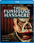 The Funhouse Massacre Bluray