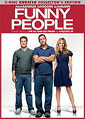 Funny People Collector's Edition DVD