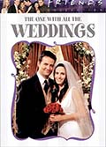 The One With All The Weddings DVD