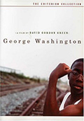 George Washington Original Release Criterion Collection DVD
