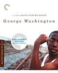 George Washington Original Release Criterion Collection COMBO PACK DVD