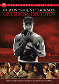 Get Rich or Die Tryin' Widescreen DVD
