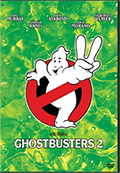 Ghostbusters Re-release DVD