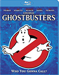 Ghostbusters Bluray
