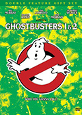 Ghostbusters Double Feature DVD