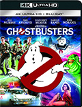Ghostbusters UltraHD Bluray