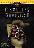 Ghoulies II Double Feature DVD
