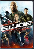 G.I. Joe Retaliation DVD