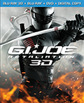 G.I. Joe Retaliation 3D Bluray