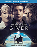 The Giver Bluray