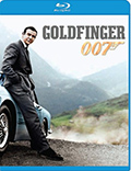 Goldfinger Bluray