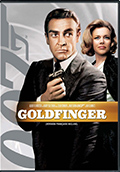 Goldfinger Re-release DVD