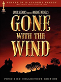 Gone With The Wind 4-Disc Collector's Edition DVD