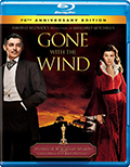 Gone With The Wind 70th Anniversary Edition Bluray