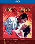 Gone With The Wind Scarlet Edition Bluray