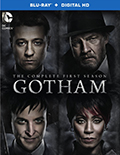 Gotham: Season 1 Bluray