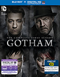 Gotham: Season 1 Best Buy Exclusive Edition Bluray
