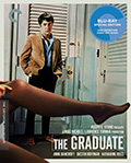 The Graduate Criterion Collection Bluray