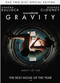 Gravity Special Edition DVD