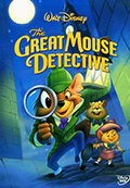 The Great Moust Detective DVD