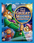The Great Moust Detective Bluray