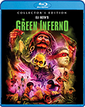 Green Inferno Collector's Edition Bluray