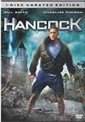 Hancock Unrated DVD