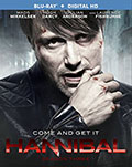Hannibal: Season 3 Bluray