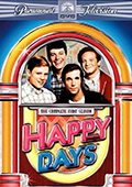 Happy Days: Season 1 DVD
